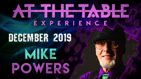 At The Table Live Lecture Mike Powers...