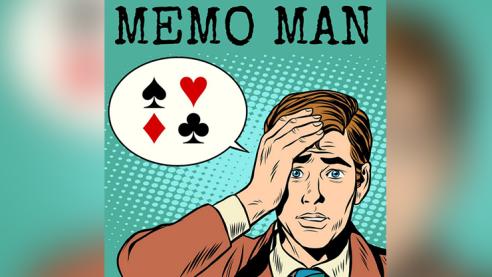 Memo Man by Lars La Ville-La Ville...