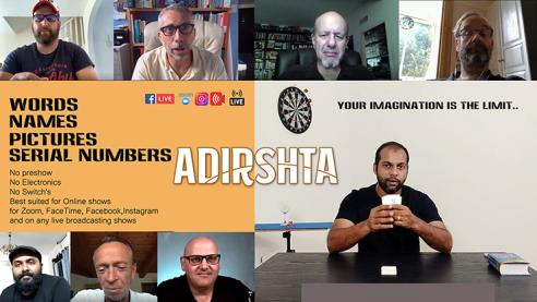 Adirshta - The Unseen by Shibin...