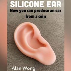 OREJA DE SILICONA -Alan Wong