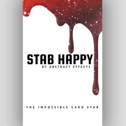 STAB HAPPY (Carta Clavada)