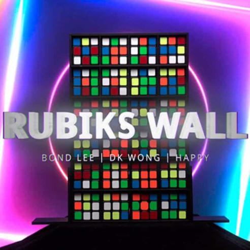 RUBIK WALL (Completo) - Bond Lee