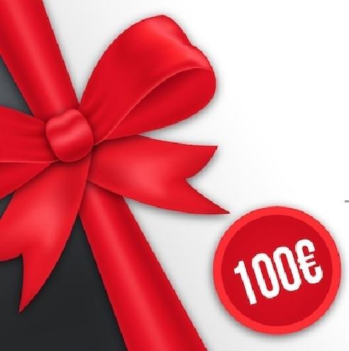 CUPÓN REGALO 100€