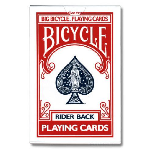 BARAJA INVISIBLE GIGANTE BICYCLE -...