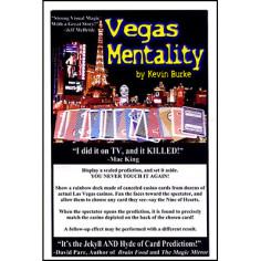 Vegas Mentality by Kevin Burke