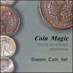 DREAM COIN 1/2 DOLAR JOHNNY...