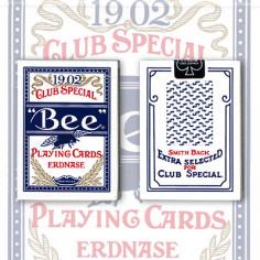 Erdnase 1902 Bee Playing...
