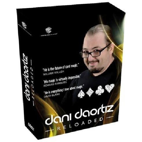 RELOADED (4 DVD) - DANI DAORTIZ