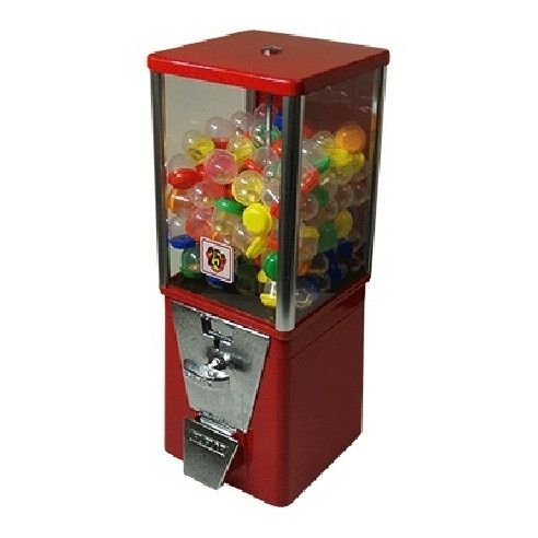 Ring in Gumball Machine by Buzz Lawrence