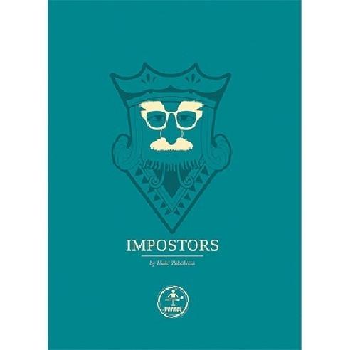 Impostors (Red) by Iñaki Zabaletta