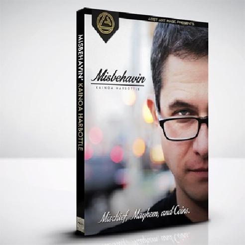 MISBEHAVIN DVD - KAINOA HARBOTTLE