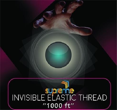 Invisible Elastic (1000 ft Spool)