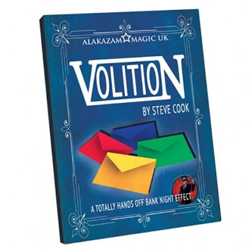 VOLITION (DVD + GIMMICKS)