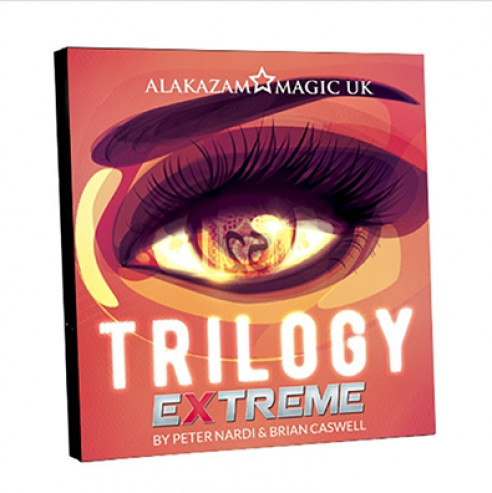 Trilogy Extreme (Gimmick and DVD) by...