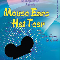 Mouse Ears Hat Tear by Ra...