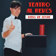VASO DE LECHE - TEATRO AL...
