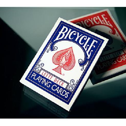 BARAJA BICYCLE PARA ZURDOS - AZUL (...
