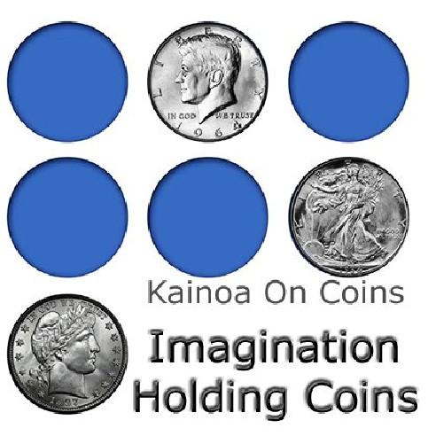 IMAGINATION HOLDING COINS - KAINOA...