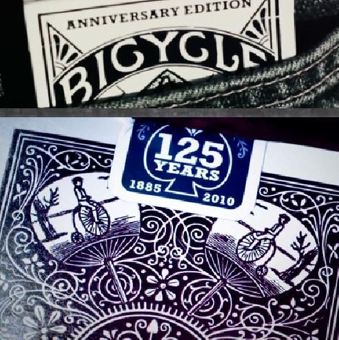 BARAJA BICYCLE 125 ANIVERSARIO - ROJA