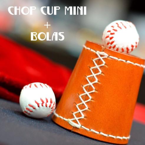 CHOP CUP MINI + BOLAS