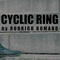 CYCLIC RING - RODRIGO ROMANO