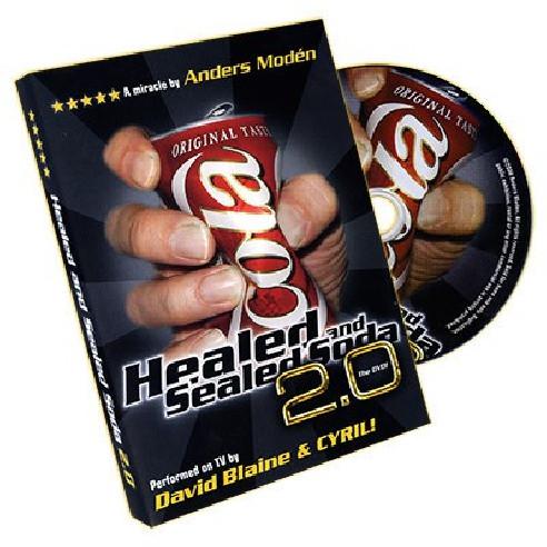 HEALED AND SEALED 2.0 (MEJORADO) - DVD