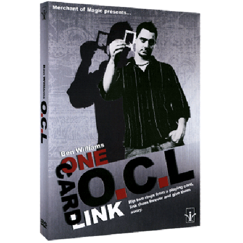 One Card Link by Ben Williams video...
