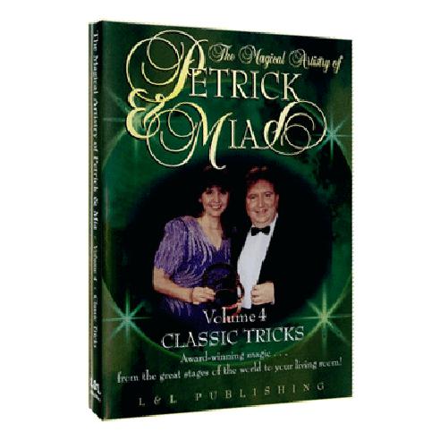 Magical Artistry of Petrick Vol.4...