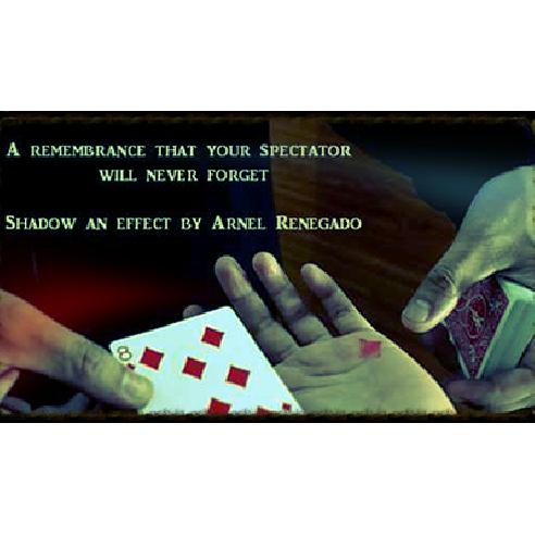Shadow X by Arnel Renegado - Video...